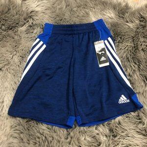 Adidas | Boys Basketball Shorts | Dark Blue